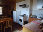 cocina cabana 4 personas