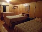dormitorio doble cabana de 4 personas