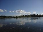 Río Maullín, el cual nace en Llanquihue en el mismo Lago.